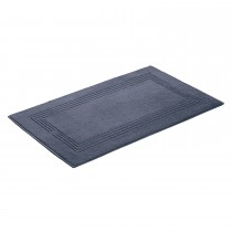 Vossen Vienna Style Supersoft Bath Mat, Atlantic