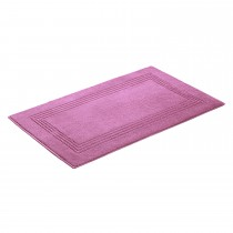 Vossen Vienna Style Supersoft Bath Mat, Viola