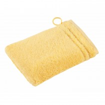 Vienna Supersoft Wash Mitt, Yellow