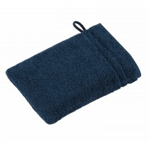 Vienna Supersoft Wash Mitt, Blue
