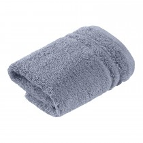 Vienna Supersoft Face Towel, Grey