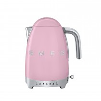 Smeg Variable Kettle, Pink