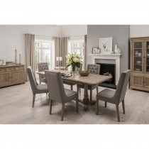 Casa Hunter Extending Table & 6 Chairs