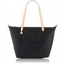 Radley Handbags Large Ziptop Tote, Black