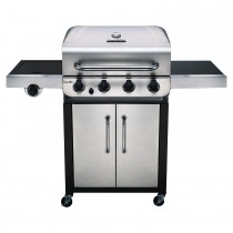Char-Broil Convective 440 Gas Barbecue, Silver