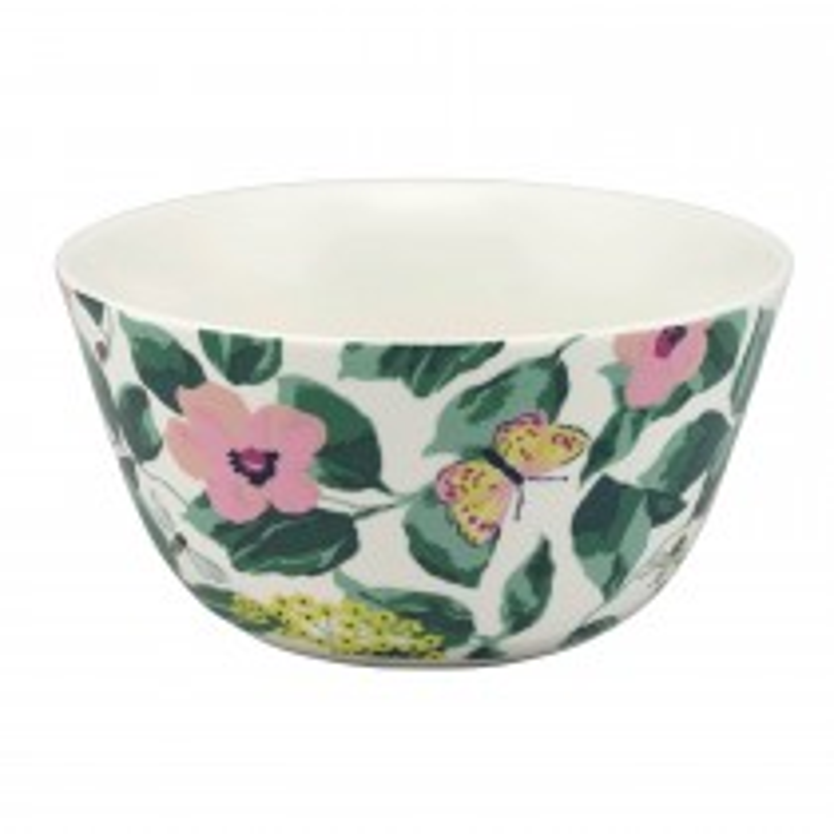 Cath Kidston Cereal Bowl, Mornington Leaves Print