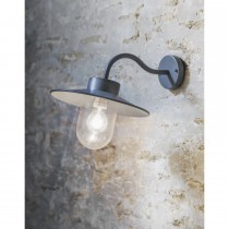 Garden Trading Swan Neck Light, Charcoal