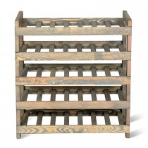 Garden Trading Aldsworth Wine Rack, Spruce