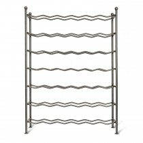Garden Trading Farringdon Wine Rack, Steel