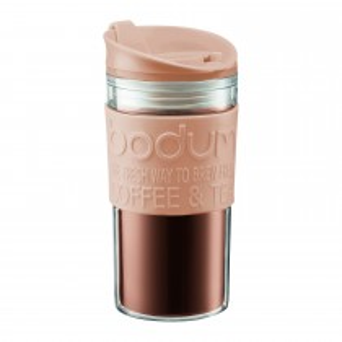 Bodum Travel Mug Mug, 0.35l Cream Onesize, Cream