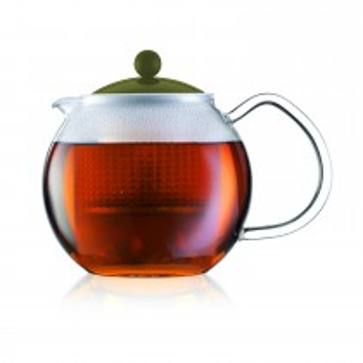 Bodum Assam Tea Press, 0.5l Olive Onesize