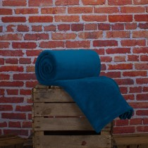 Deyongs Snuggle Touch Throw Lagoon 140x180