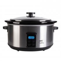 Wahl Zx929 Slow Cooker, Stainless Steel