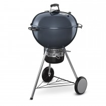 Weber 57cm Master Touch Charcoal Bbq, Slate Blue
