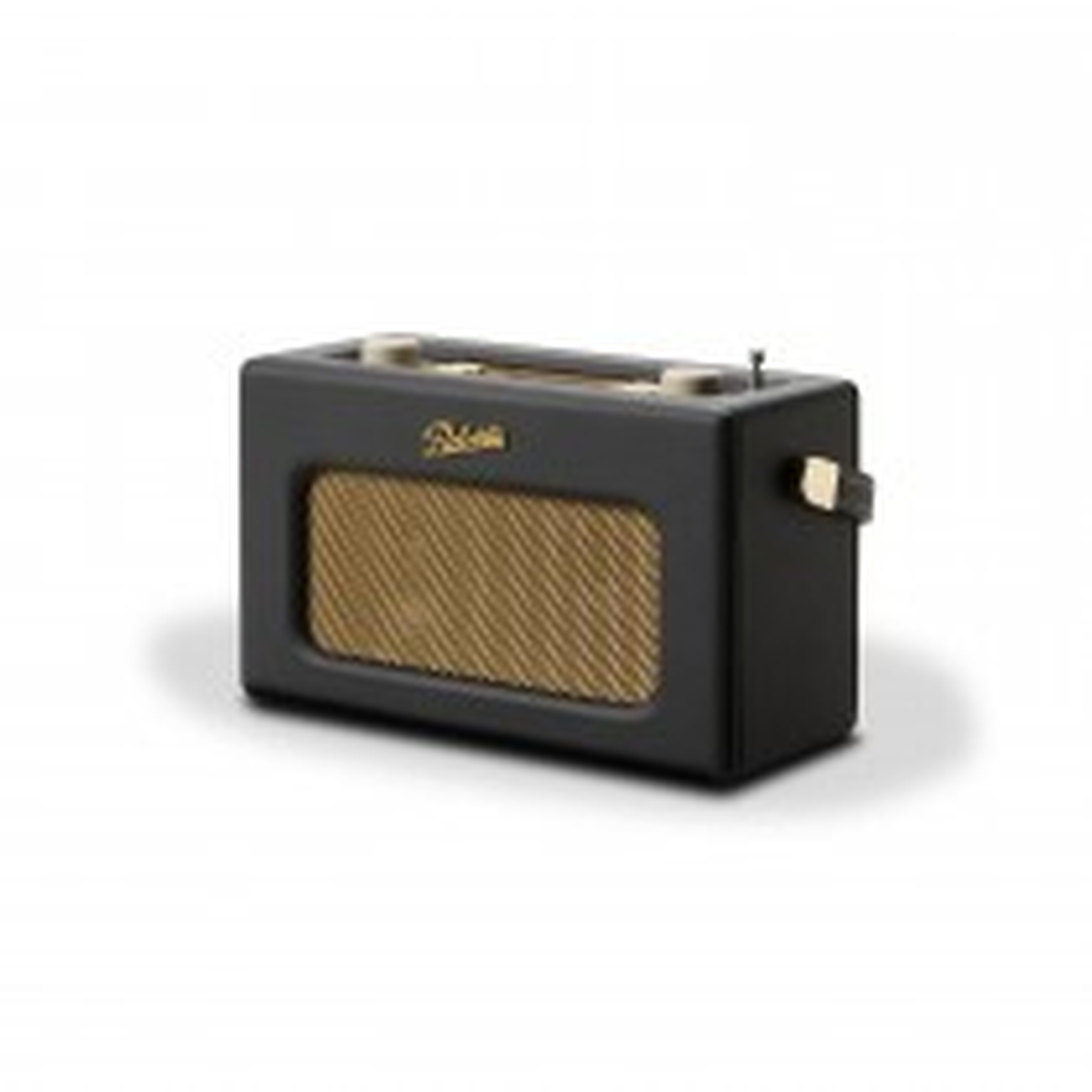 Roberts Rd70 Revival Radio, Black