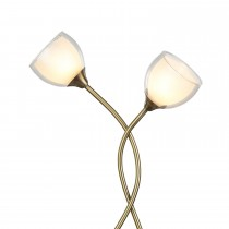 Casa Twig Table Light, Antique Brass