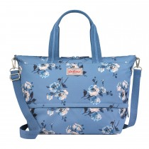 Cath Kidston Expandable Travel Bag, Mid Blue