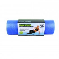 "Mad Fitness Foam Roller Blue 6"", Blue"
