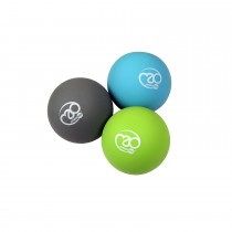 Mad Fitness Trigger Point Massage Ball Set, Grey/blue/green