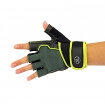 Mad Fitness Core Fitness & Training Gloves M, Black/green