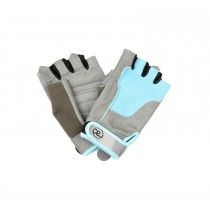 Mad Fitness Womens Cross Training Gloves S, Blue