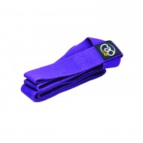 Mad Fitness Yoga Belt & Mat Carry Strap, Purple