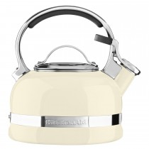 Kitchen Aid Kten20sbac Stove Kettle, Almond Cream