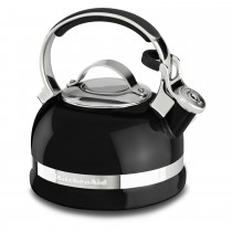 Kitchen Aid Kten20sbob Stove Kettle, Onyx Black