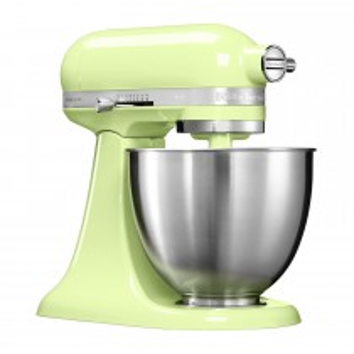 Kitchen Aid Ksm3311xbhw Mini Stand Mixer, Honeydew