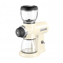 Kitchen Aid 5kcg0702bac Burr Grinder, Almond Cream