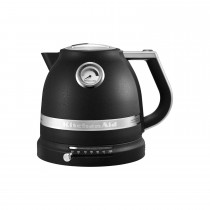 Kitchen Aid 5kek1522bbk 1.5l Kettle, Cast Iron Black
