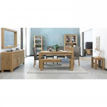 Casa Toledo Extending Dinging Table & 6 Chairs