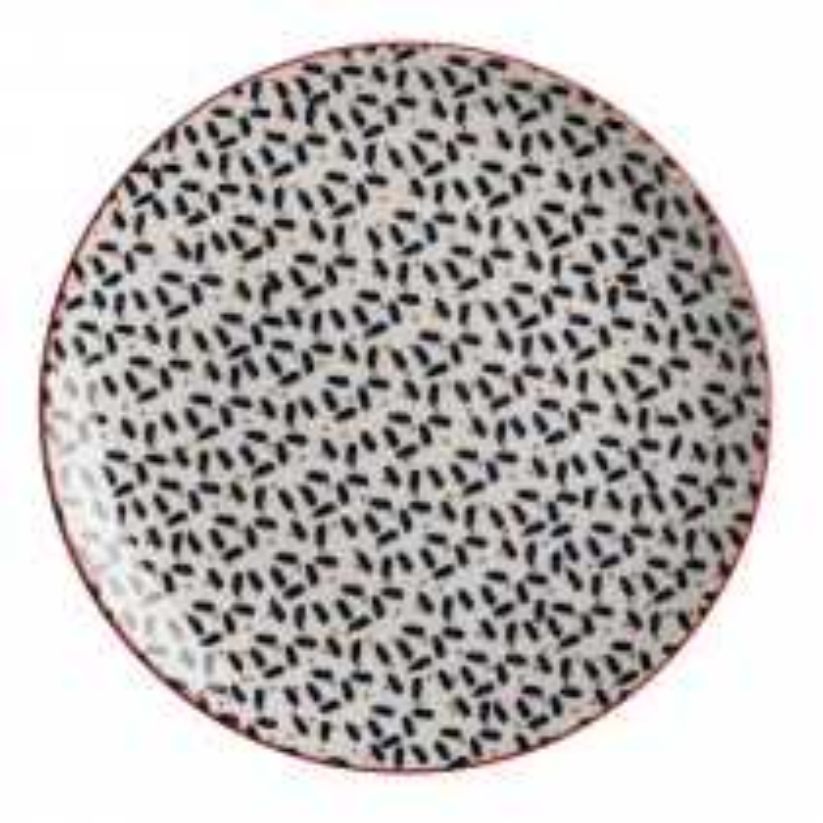 Maxwell & Williams Boho Plate Kiraku Blue 20cm