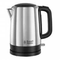 Russel Hobbs Canterbury Polished Kettle, Stainless Steel