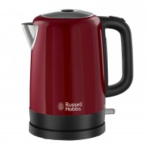 Russel Hobbs Canterbury Red Kettle, Red