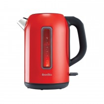 Breville Illuminated Red Ss Kettle, Red