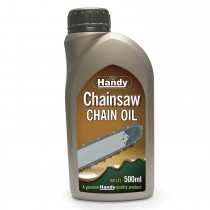 Handy 500ml Chainsaw Oil