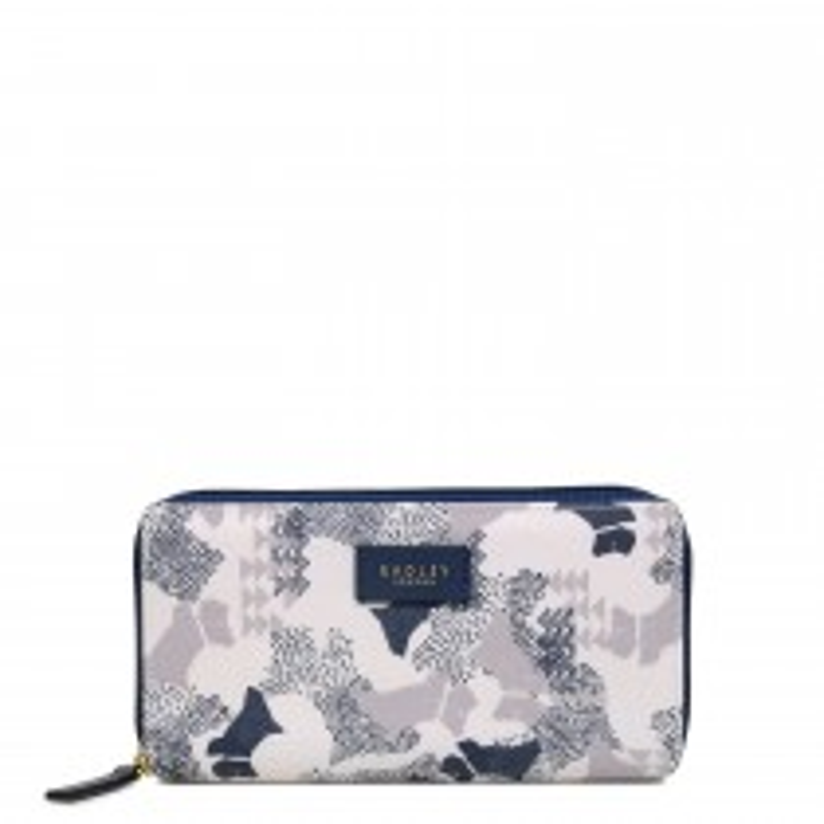 Radley Handbags Large Zip Around Matinee, Mink
