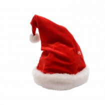 Dancing Christmas Hat, Red