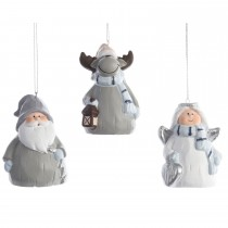 Christmas Figure Hangers, Multi