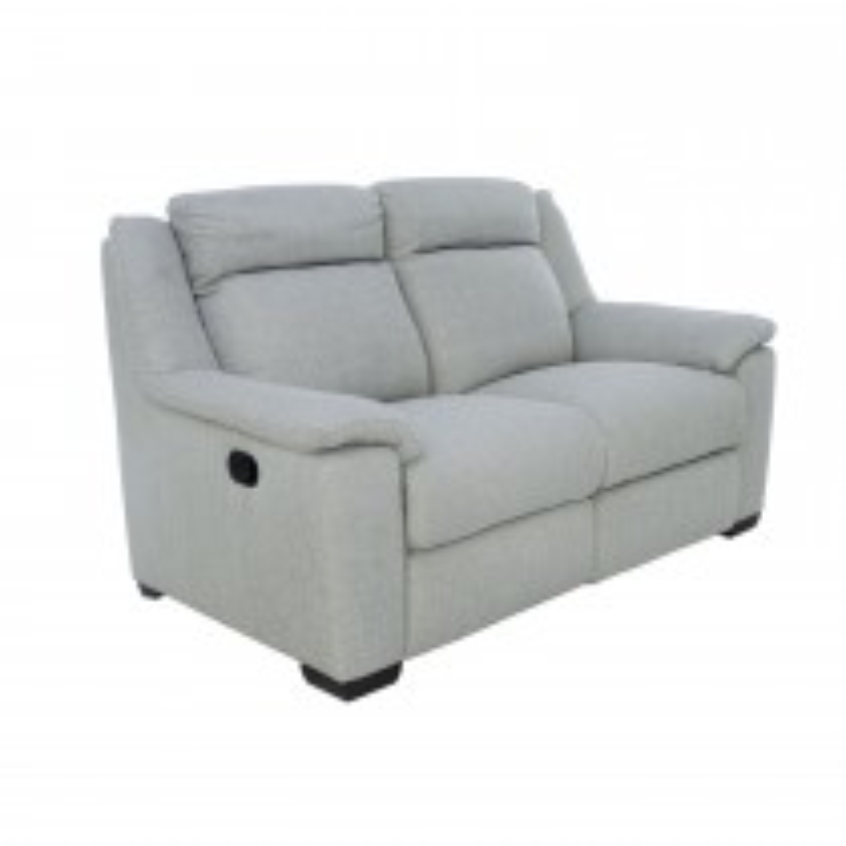Casa Dallas 2 Seater Power Recliner Fabric Sofa