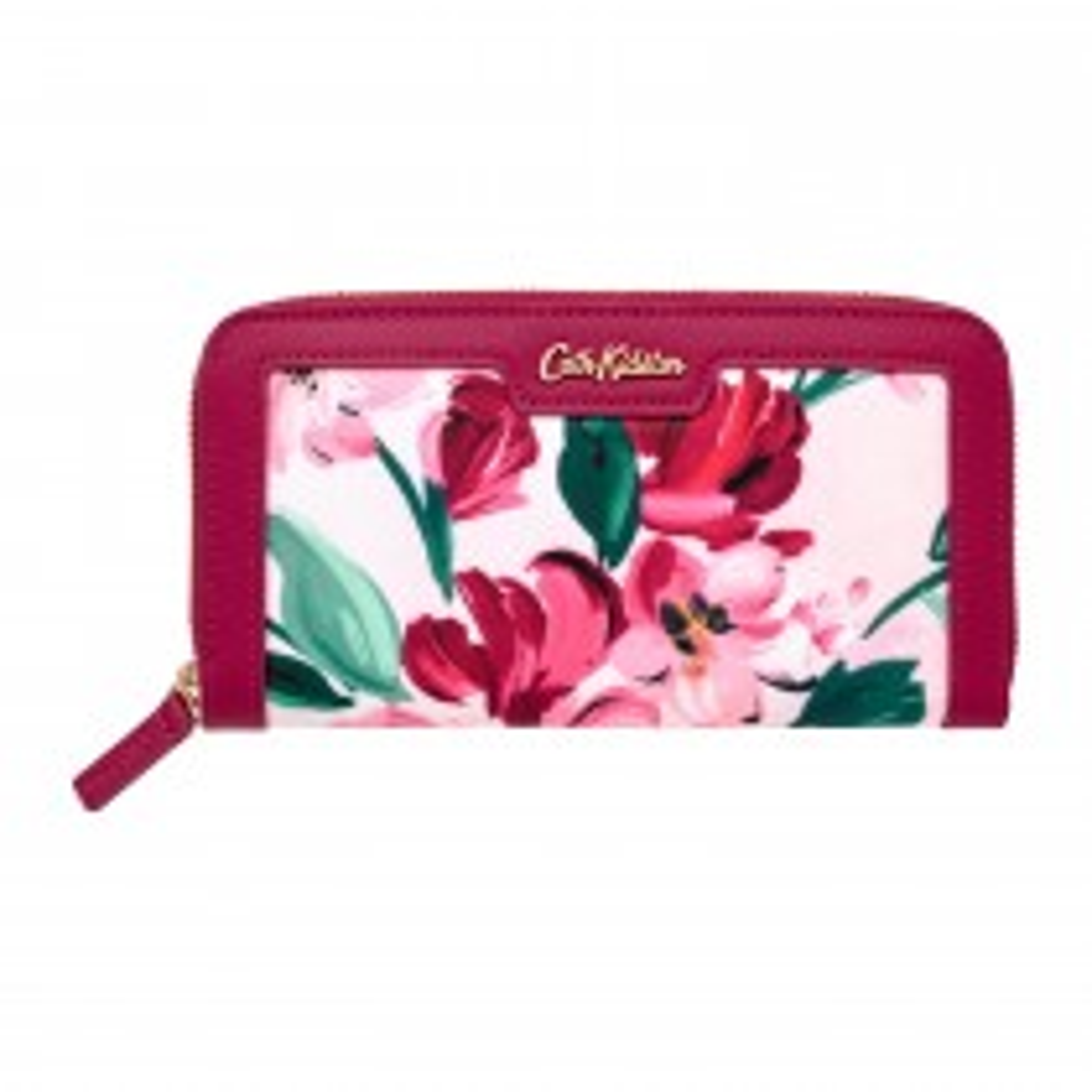 Cath Kidston Aster Wallet, Paintbox Flowers Print