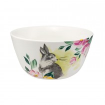 Cath Kidston Cereal Bowl, Badgers And Friends Print