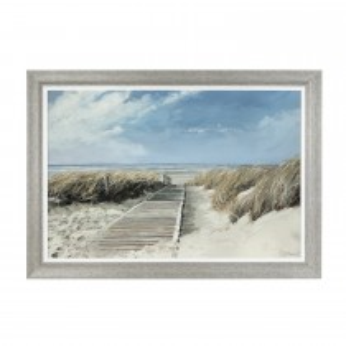 Art Marketing View To Sea, Framed Print