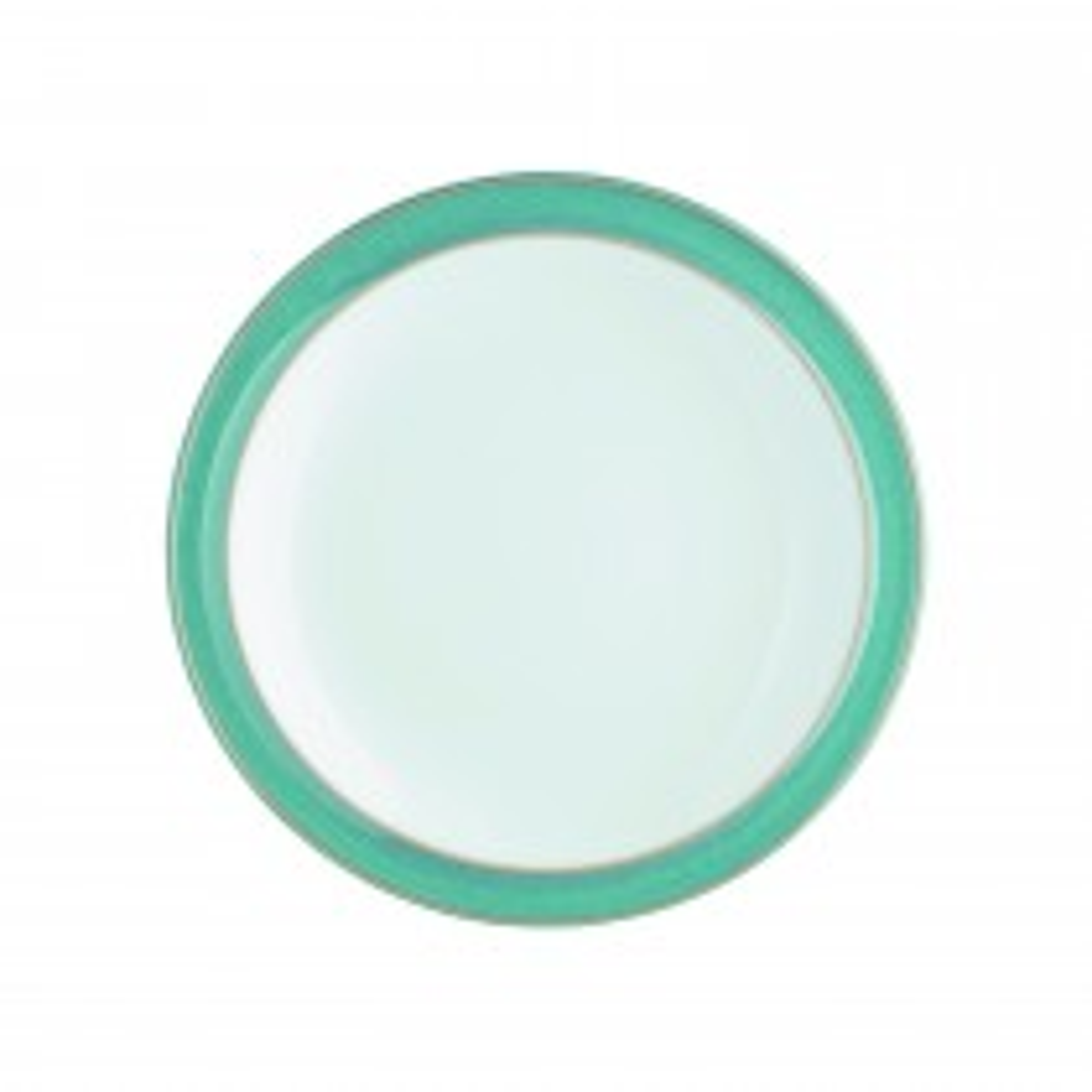 Denby Azure Small Plate, Aqua Marine