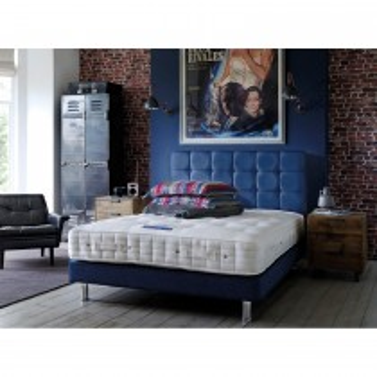 Hypnos Comfort Supreme Wool Double Mattress