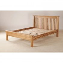 Casa Seville Low Foot End Bed Frame, King