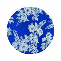 Denby Monsoon Fleur  4 Placemats, Blue
