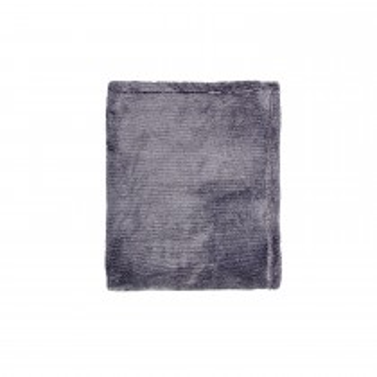 Mistral Deep Denim Flannel Throw 130x170, Blue