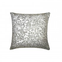 Kylie Minogue Cadence Polyester Filled Cushion, Silver